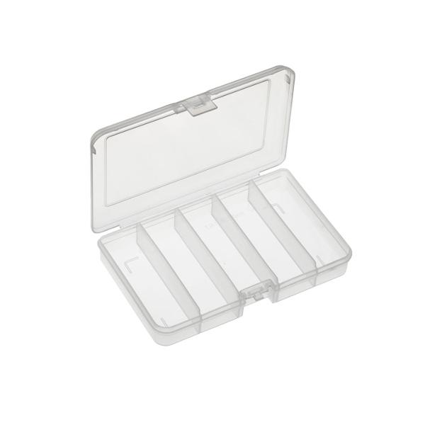 Panaro Polypropylene Tackle Box (keuze uit 6 opties) - 5 compartimenten