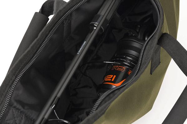 Fox R-Series sleeve (keuze uit 3 opties)
