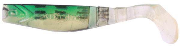 Mikado Fishunter 10.5cm, met toegevoegde geurstof (keuze uit 13 opties) - Transparant Green