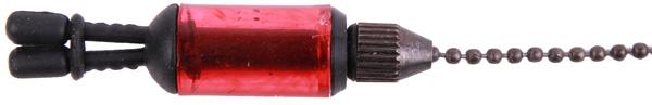 Ultimate Fluro Lightweight Chain Hanger (keuze uit 4 opties) - Red