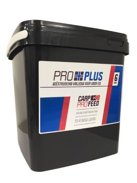 Carp Pro Feed Pellets 6mm (keuze uit 3 opties) - Plus