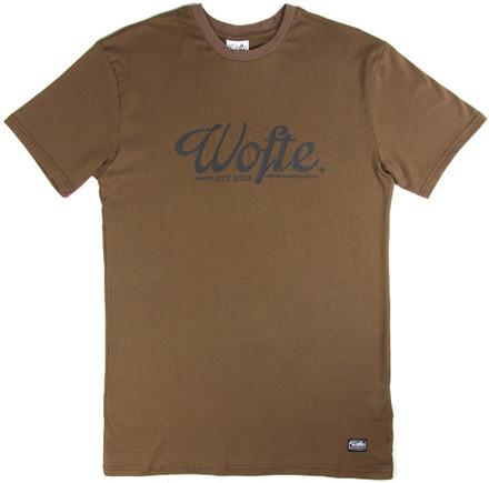 Wofte Est.11 T-Shirt (Keuze uit 4 opties)