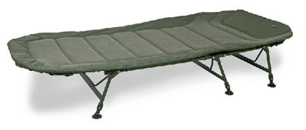 Fox Warrior 2 Bedchair 6 Leg
