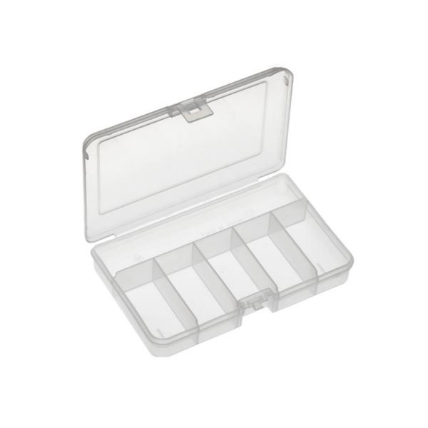 Panaro Polypropylene Tackle Box (keuze uit 6 opties) - 6 compartimenten