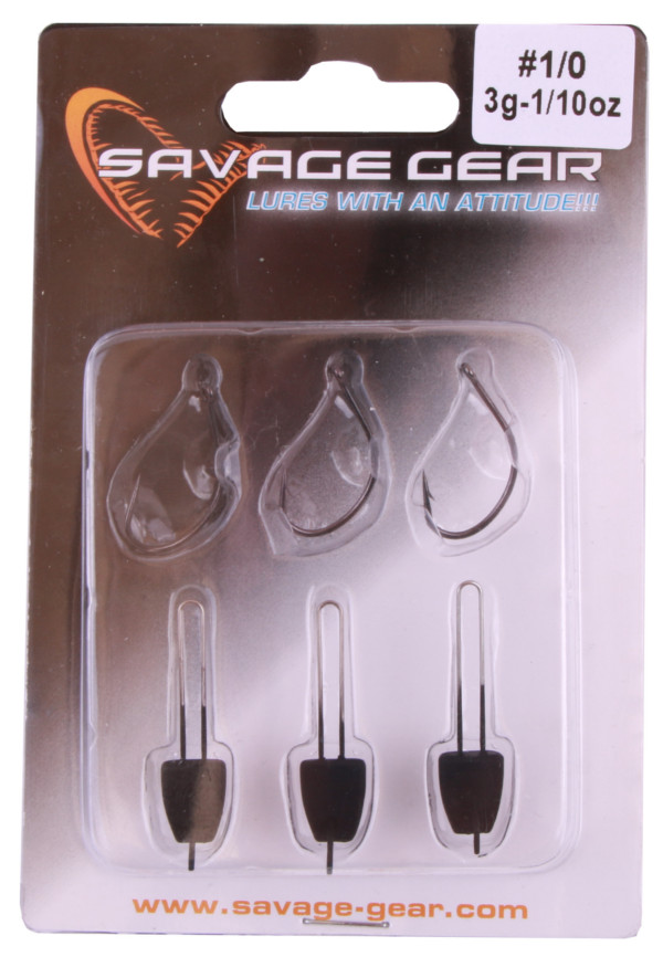 Savage Gear Baars kunstaaspakket (hardbaits, softbaits, kreeftimitaties en een Panaro tacklebox)