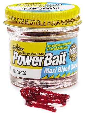 Berkley Powerbait Bloodworm (keuze uit 2 opties)