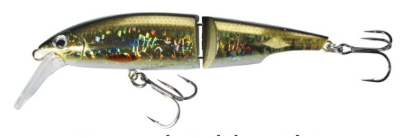 Sébile Swingtail Minnow (Keuze uit 4 opties) - Natural Golden Shiner: