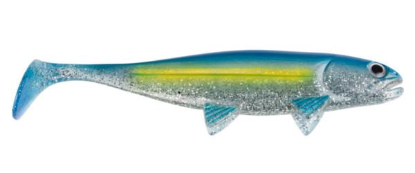 Jackson The Fish 10cm, 4 stuks! (keuze uit 10 opties) - Blue Shad