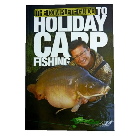 Korda The complete guide for holiday carp fishing boek