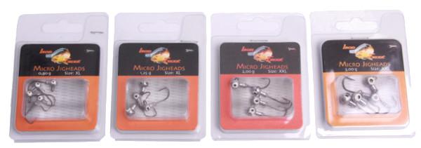 Iron Trout Micro Jigheads (keuze uit 17 opties)