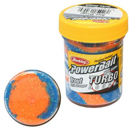 Berkley Powerbait Turbo Dough (keuze uit 3 opties)
