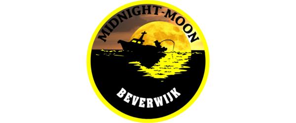 5 Midnight Moon Gul Onderlijnen met metalen afhouders, perfect voor het wrakvissen!
