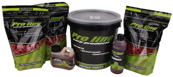 Pro-Line Hi-Instant Fish&Krill Pakket met boilies, bait steam, complex fish oil en een emmer!