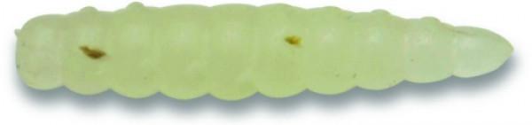 Quantum Magic Trout B-Maggot 2,5cm, 35 stuks (keuze uit 9 opties) - Glow In The Dark