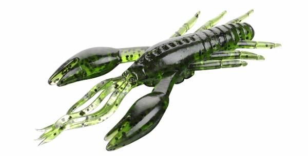 Mikado Cray Fish 10cm (keuze uit 9 opties) - Green