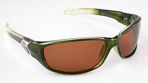 Mikado gepolariseerde zonnebril (keuze uit 3 kleuren glazen) - Brown