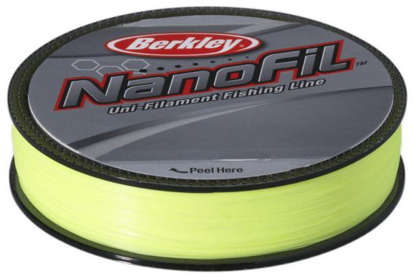Berkley Nanofil (keuze uit 4 opties) - Hi-Viz Chartreuse