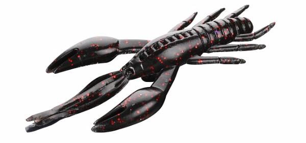 Mikado Cray Fish 10cm (keuze uit 9 opties) - Black/ Red