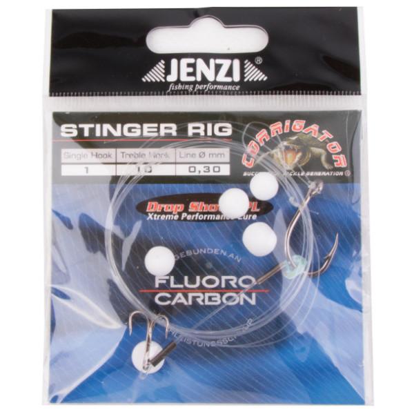 Jenzi Drop Shot Stinger Rig (keuze uit 2 opties)