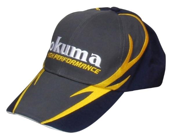 Okuma Street Cap (keuze uit 2 opties) - Grijs