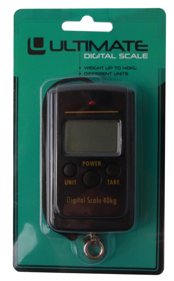 Ultimate Digitale Weegschaal 40kg