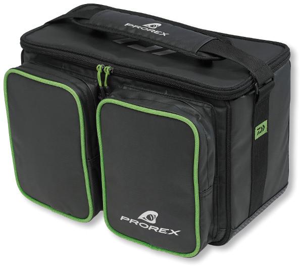 Daiwa Prorex Schoudertas + Tackleboxen (keuze uit 2 opties) - Prorex Lure Bag