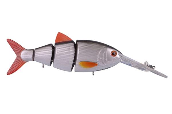 Spro Swimbait BBZ-1 Crank-N-Shad (Keuze uit 10 opties) - Roach