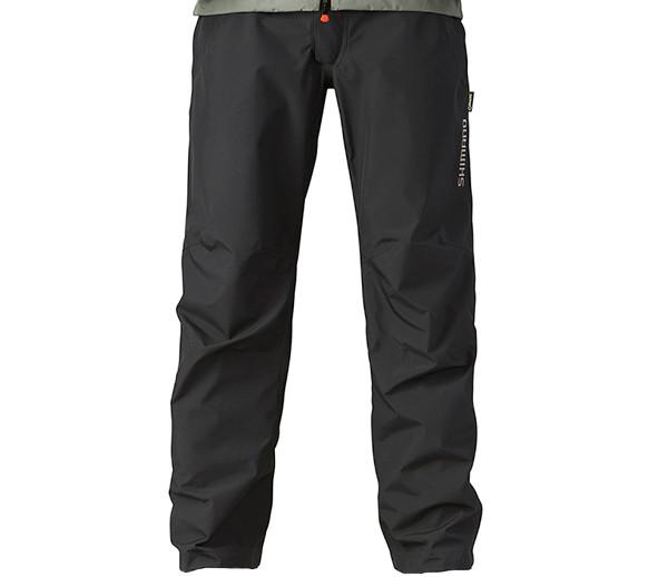 Shimano Gore-Tex Basic Trousers Zwart (beschikbaar in maat L t/m XXXL)