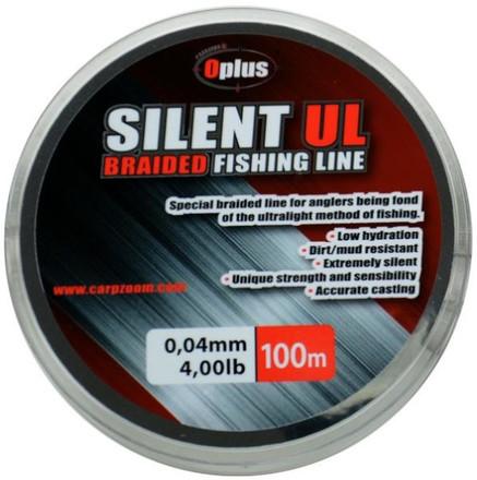 Predator-Z Oplus Silent UL Braided fishing line 100m (Keuze uit 5 opties)