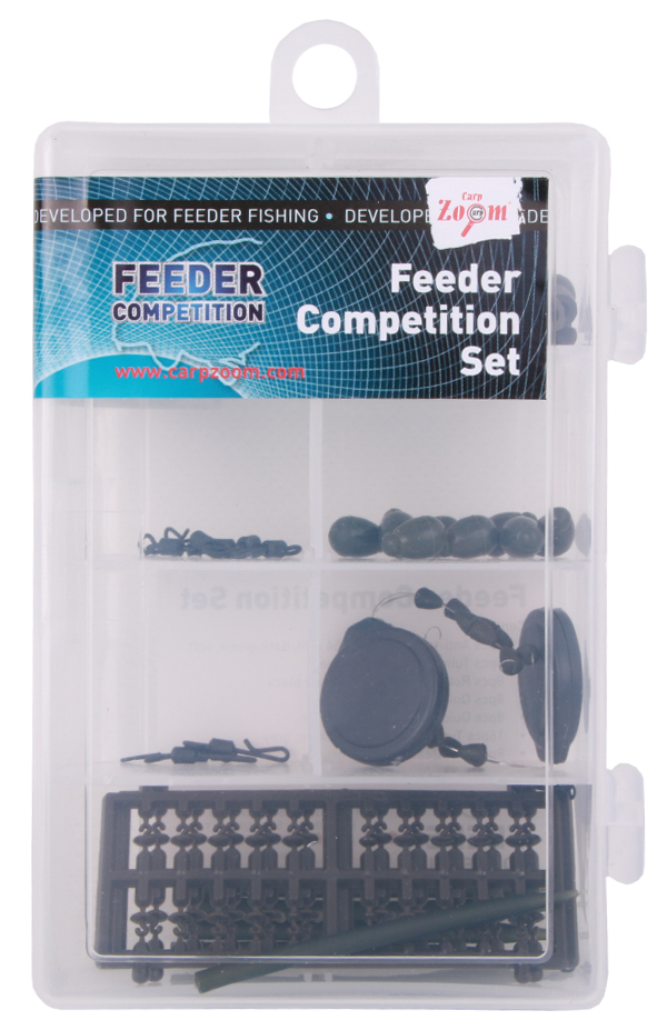 Carp Zoom Feeder Competition Set
