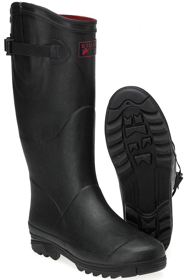 Eiger Comfort Zone Rubber Boots (maat 41, 42, 46, 47)