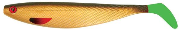 Fox Rage Pro Shad Firetails II 23cm (keuze uit 4 opties) - Rudd / Goldfish