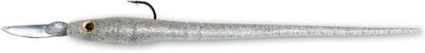 Delalande Picol'Eau 18cm 28g (keuze uit 9 opties) - Silver Glitter no.24