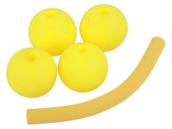 Nash TT Mutant Boilies 20mm Fluoro Yellow