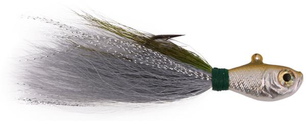 Wahoo Baitfish Bucktail Jig! (Keuze uit 12 opties) - MHH