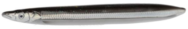 Savage Gear 3D Line Thru Sandeel 12,5cm 19gr (keuze uit 3 opties) - Black Silver Green Pearl