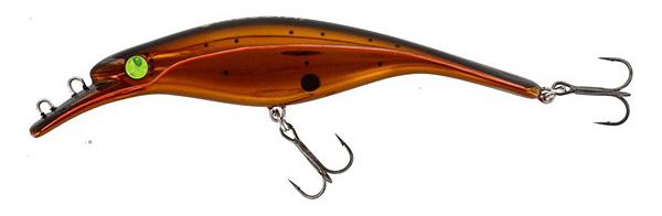 Westin Platypus 9cm (keuze uit 5 opties) - Chopper Copper