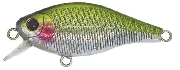 Predator-Z Baby Sider 5,5cm (keuze uit 5 opties) - Green Silver