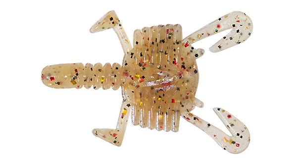 Reins Small Crab, 12 stuks (keuze uit 3 kleuren) - #321 - Gold Legend