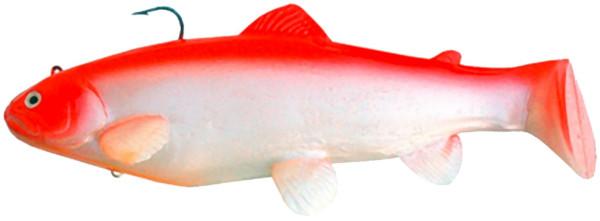 Castaic Swim Bait Trout (keuze uit 6 opties) - Red Shad
