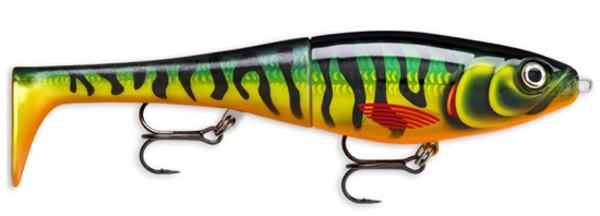 Rapala X-Rap Peto (keuze uit 10 opties) - Hot Tiger Pike