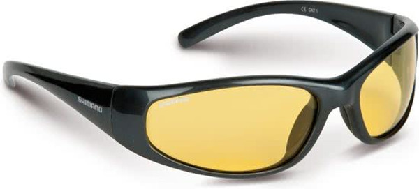 Polariserende Shimano zonnebril inclusief case (keuze uit 8 opties) - Curado