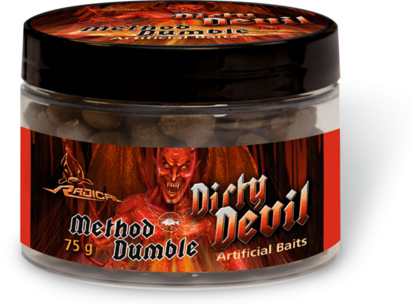 Radical Dirty Devil Method Feeder Baits (keuze uit 2 opties) - Dumbles