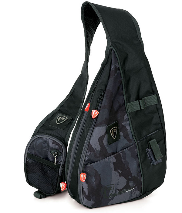 Fox Rage Voyager Camo Street Sling + 1 Tacklebox
