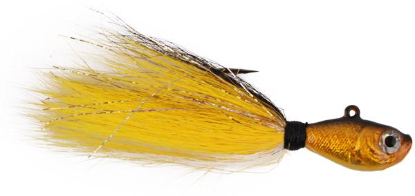 Wahoo Baitfish Bucktail Jig! (Keuze uit 12 opties) - GSH