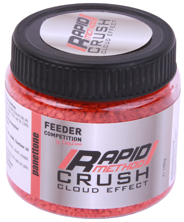 Carp Zoom Rapid Method Crush, 100g (Keuze uit 5 opties) - Panettone