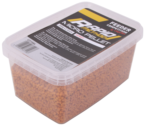 Carp Zoom Rapid Method Micro Pellet, 2,5mm, 300g