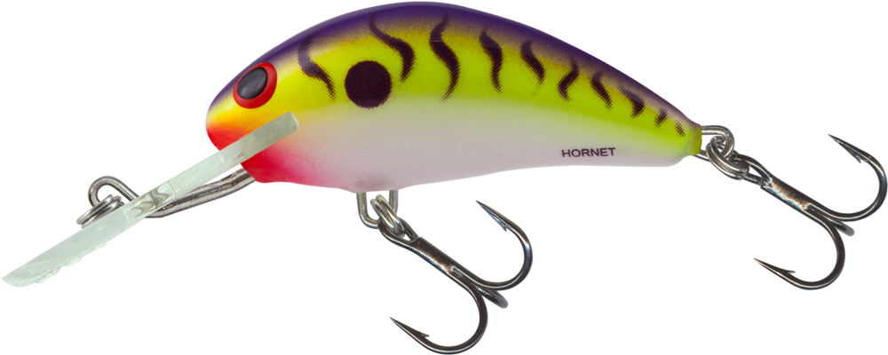 Salmo Hornet Floating 5cm - Smoothy