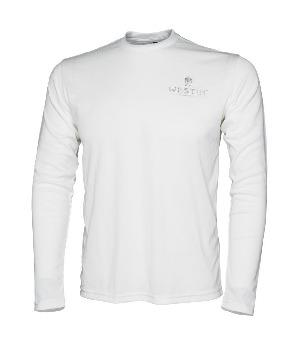 Westin Tournament Shirt LS XXL (keuze uit 2 opties) - Offshore White