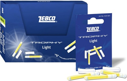 10 Zebco Trophy Light Breekstaafjes
